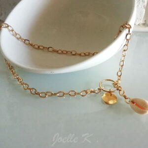 collier grosses mailles